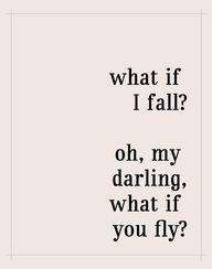 be brave #fly
