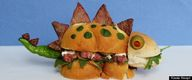 Sandwich Monsters by