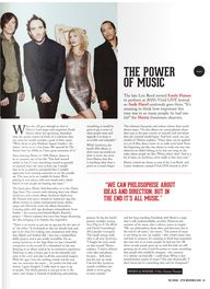 Metric in The Music
