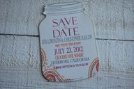 Mason Jar Wedding In...