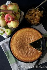 Olive Oil Cake with