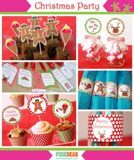 Christmas Party Deco