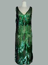 Emerald Sequin Party
