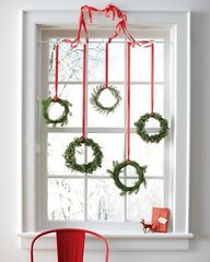 Christmas garlands f