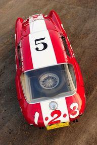 1953 Ferrari 250MM B