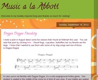 Music a la Abbott