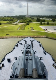 USS Texas and the Sa