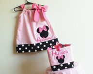 Minnie Mouse Dress a
