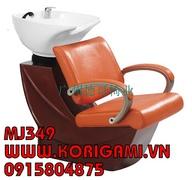Giường gội đầu nhập khẩu www.korigami.vn