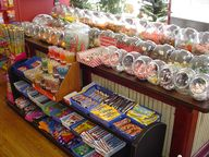 We have candy galore