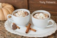 Hot Chocolate Run and Recipe