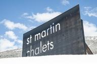 St Martin Chalets si