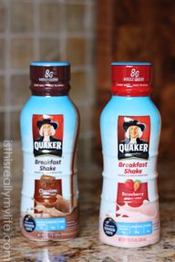 Quaker Breakfast Sha