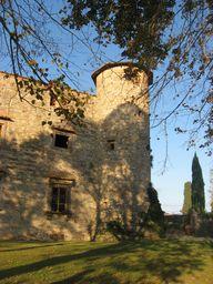Meleto Castle, Chian