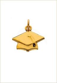 Graduating Senior Charm