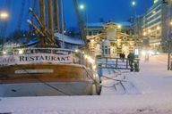 Winter in Helsinki -