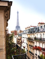 Paris Apartment with