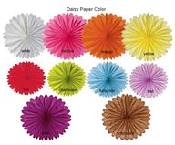 Rice Daisy Paper Dec