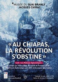 """musée du quai Branly - Jacques Chirac - Production - musée du quai Branly - Jacques Chirac - """"Au Chiapas, la révolution s'obstine"""""""