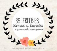 Freebies: Laureles y