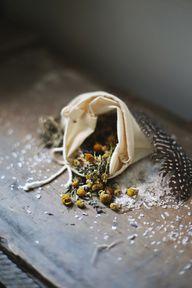 DIY aromatherapy hea