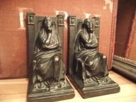 S Morani Bookends -