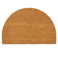 DescriptionThe range of Natural Coir Non-Slip Door Mats from Nicola Spring offers a quick and easy way to show off your personality, and create an inviting home environment for your guests right from their very first step inside.Crafted from natural coir coconut fibres, these welcome mats provide an innate strength and