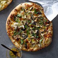 Truffled Mushroom Pi