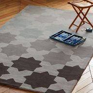 Illusion Wool Rug |