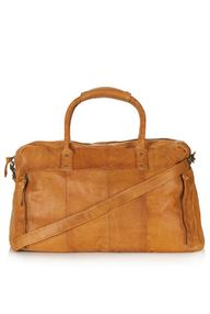 Vintage Leather Lugg