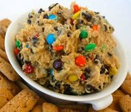 cookie dough dip - y