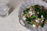 Orzo Super Salad via