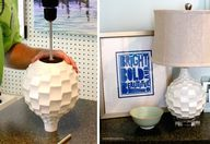 How to Make a Lamp -
