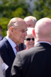 Prince Philip at the