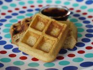 Whole Wheat Waffles...