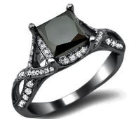2.40ct Black Princes