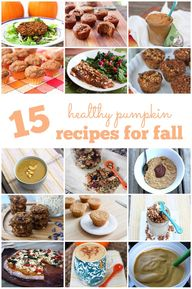 15 Healthy Pumpkin R