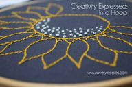 embroidery hoop proc