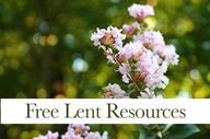 Free Lent Resources