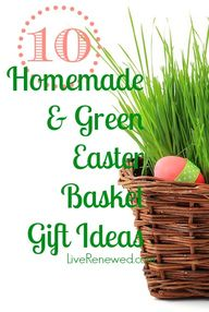 10 Homemade and Gree