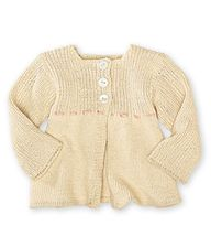 girls creamy crochet
