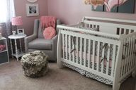 Gray and Pink Nurser