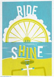 RIDE and SHINE The s