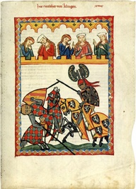 Codex Manesse (1304