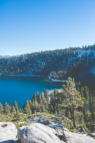 Emerald Bay, Lake Ta...