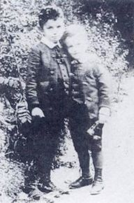 Paul and Ludwig Wittgenstein