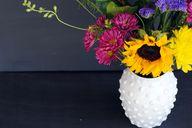 boquet of flowers in