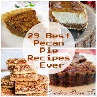 29 Best Pecan Pie Recipes Ever