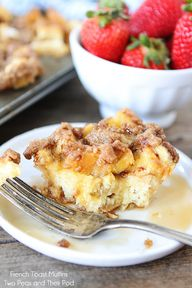 Baked French Toast M