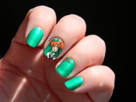 Manicura Sailor Jupi